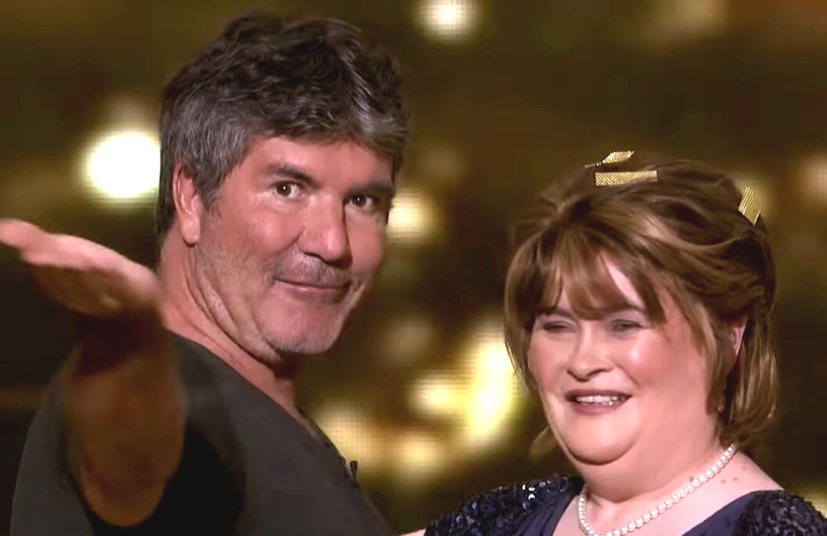 Reunited and it feels so good: Simon Cowell and Susan Boyle will share the stage again tonight as Boyle returns to America's Got Talent with a live performance. (NBC)