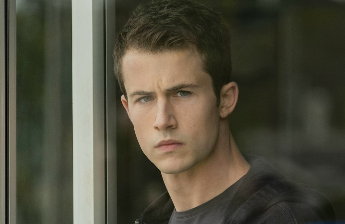 Dylan Minnette stars as Clay Jenseb in 13 Reasons Why (Netflix)