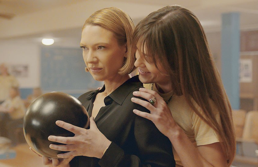 Anna Torv and Lauren Glazier in Mindhunter (Netflix)