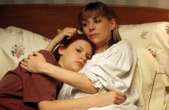 Family Matters: Claire Danes and Bess Armstrong in My So-Called Life (ABC)