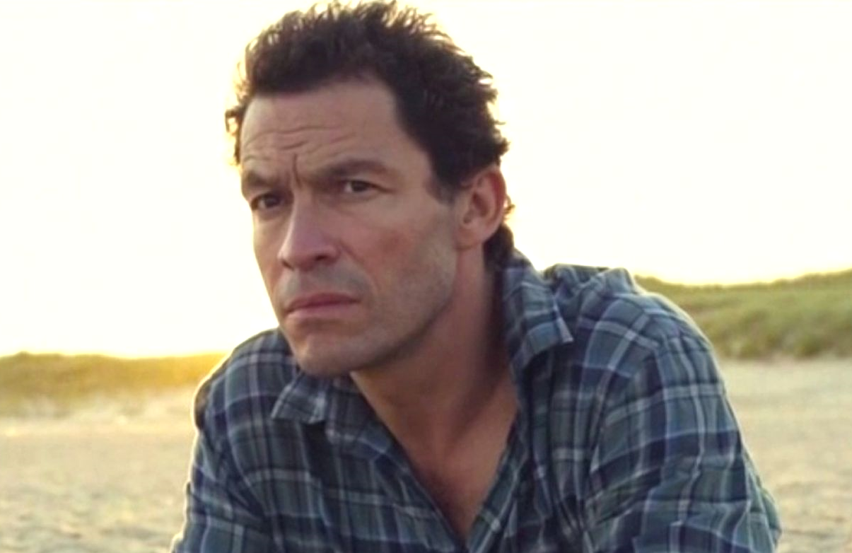 Dominic West plays Noah Solloway in The Affair (Showtime)