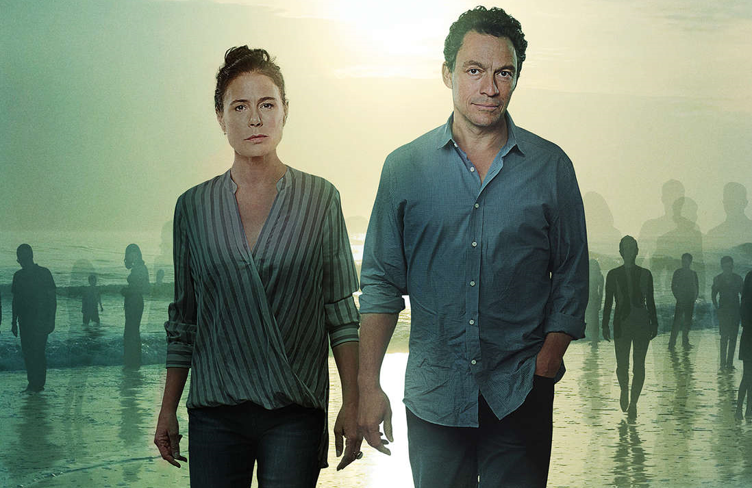 Maura Tierney and Dominic West in The Affair (Showtime)