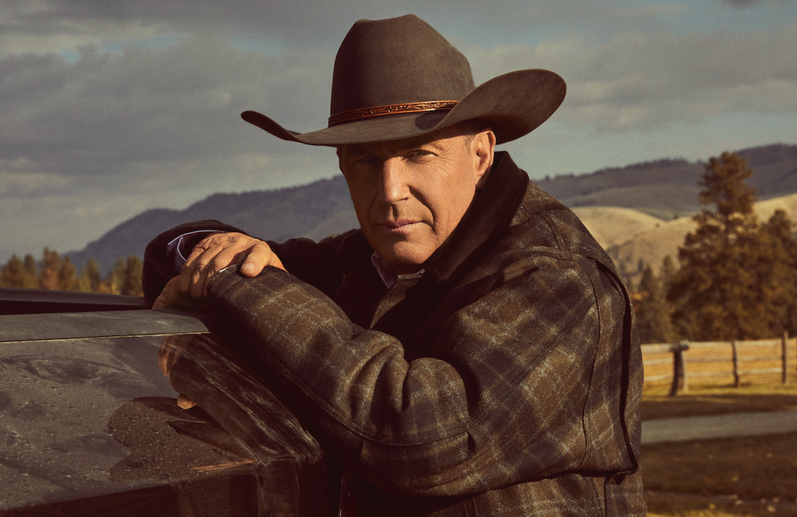 Kevin Costner as John Dutton in Yellowstone (Paramount Network)