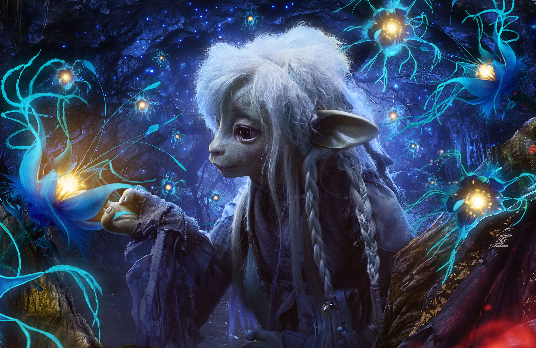 A promotional image from The Dark Crystal: Age of Resistance. (Netflix)