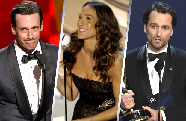 Jon Hamm, Sarah Jessica Parker and Matthew Rhys all took home final season gold in years past.
