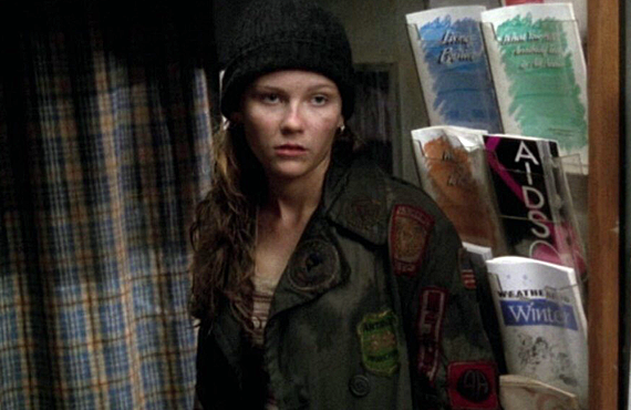 Kirsten Dunst as Charlie Chiemingo in ER (NBC)