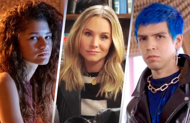 Zendaya, Kristen Bell, and Julio Torres are three of the stars who made TV sizzle this summer.