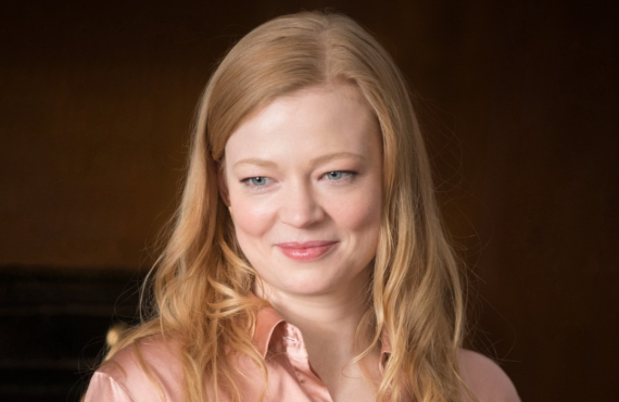 Sarah Snook as Shiv Roy in Succession. (Photo: HBO)