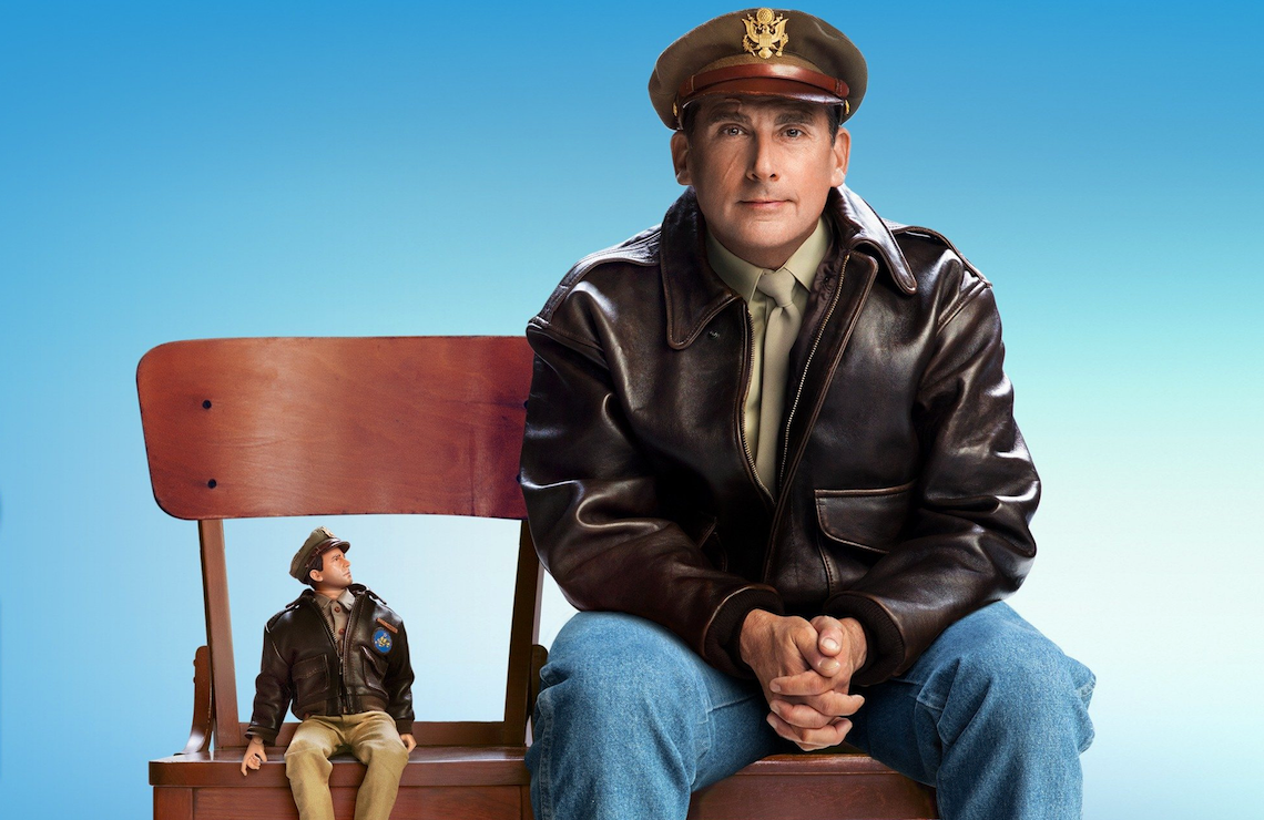 Steve Carell stars in Welcome to Marwen (Universal Pictures)