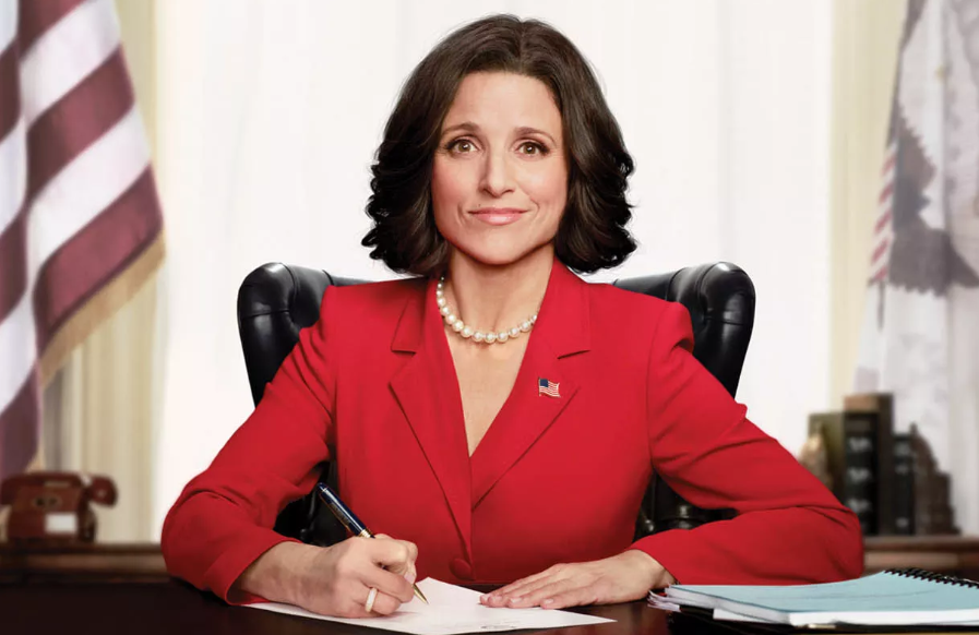 Julia Louis-Dreyfus in Veep (Photo: HBO)