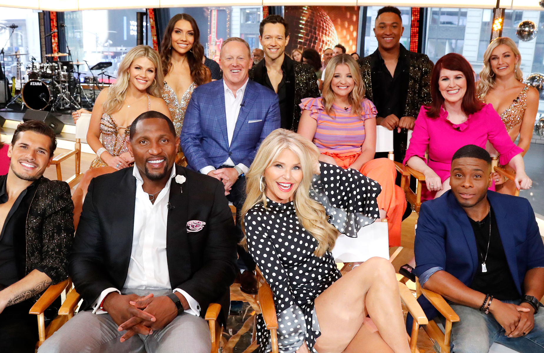 The newest celebrity cast members of Dancing with the Stars (ABC)