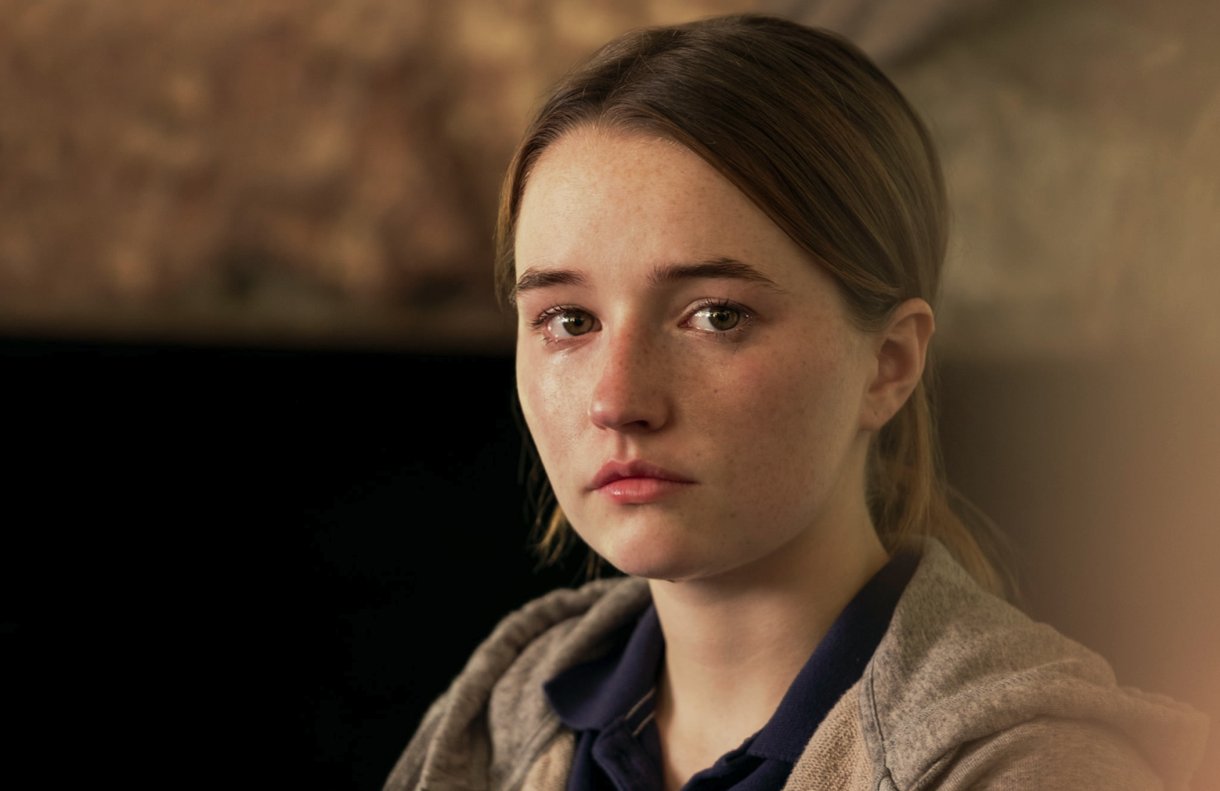 Kaitlyn Dever is Marie, a troubled teen who recants her rape testimony in Unbelievable. (Netflix)