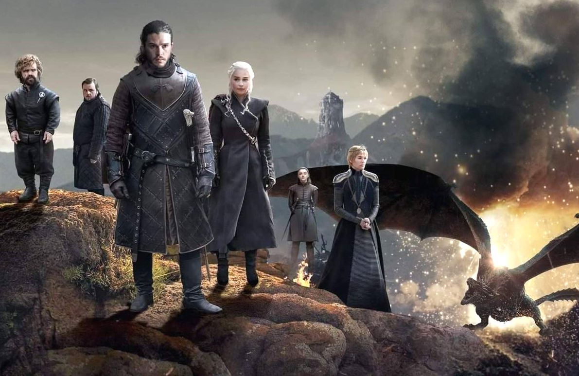 Game of Thrones has already made Emmy history this year, scoring a record 32 nominations, the most ever for a single series in a given year. (Image: HBO)