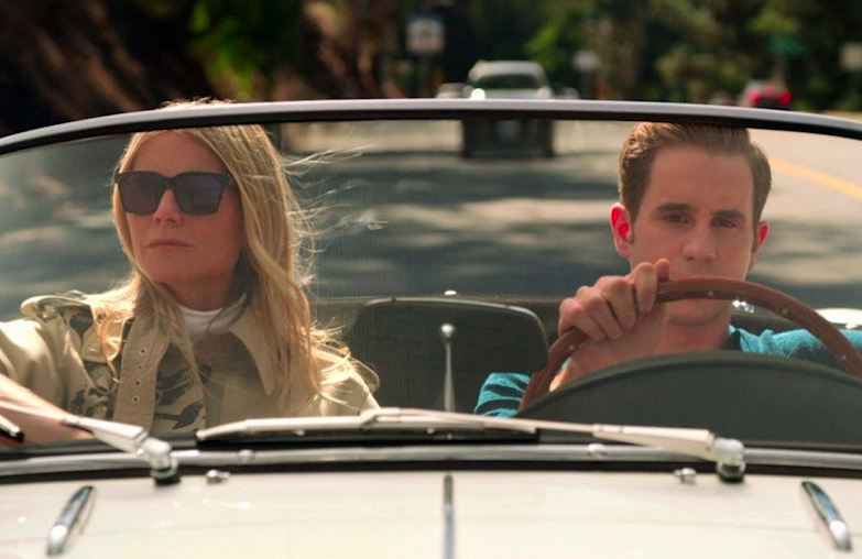 Gwyneth Paltrow and Ben Platt in The Politician (Netflix)