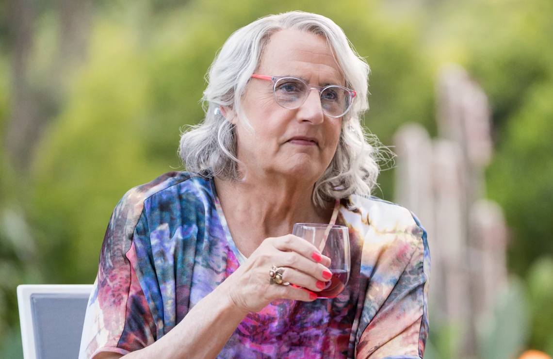 Jeffrey Tambor in Transparent (Amazon)
