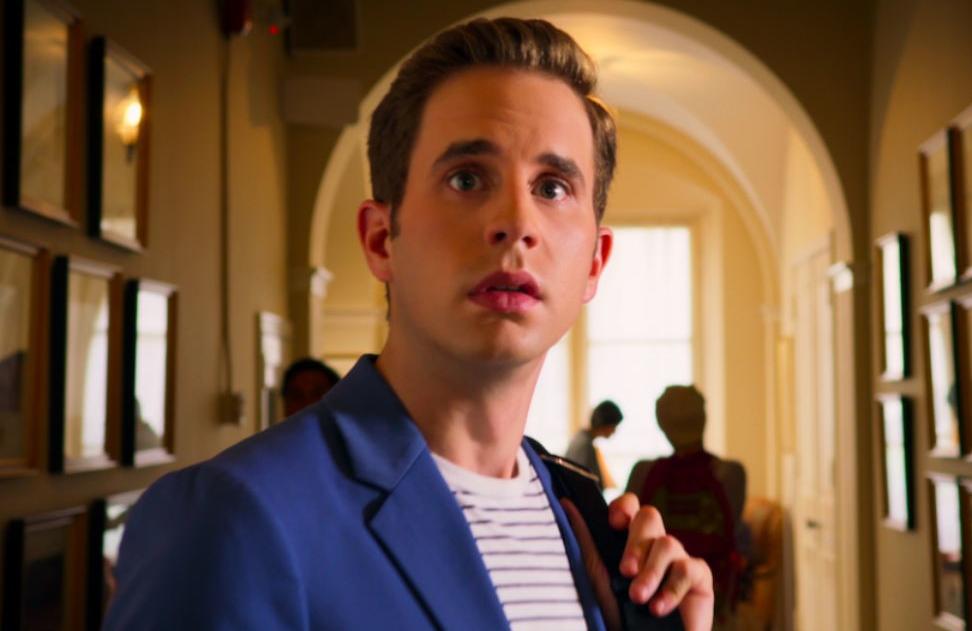 Ben Platt stars as Payton Hobart in The Politician (Netflix)