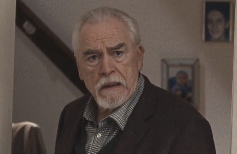Brian Cox as Logan Roy in Succession (Photo: HBO)