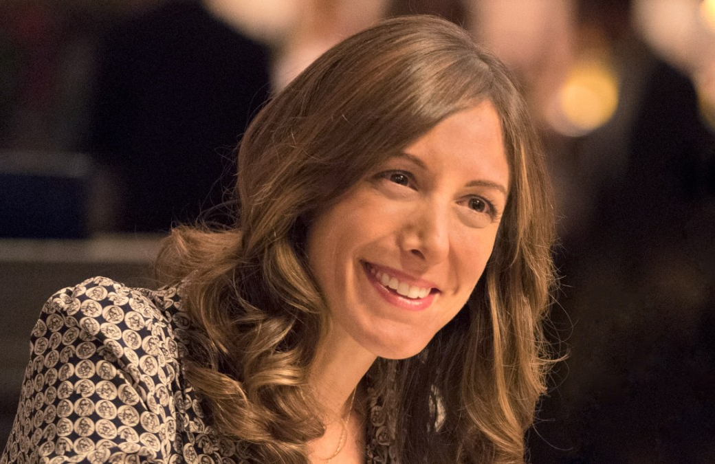 Natalie Gold as Rava Roy in Succession (Photo: HBO)