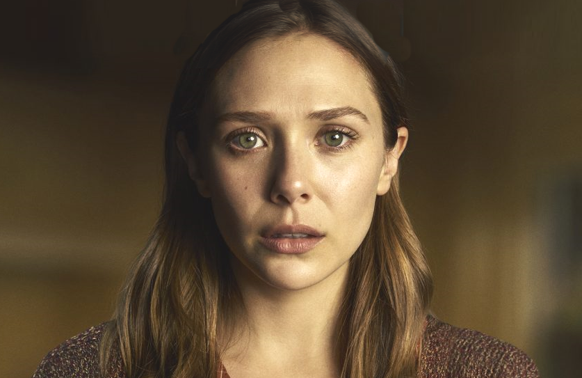 Elizabeth Olsen stars as Leigh Shaw in Sorry For Your Loss (Facebook Watch)