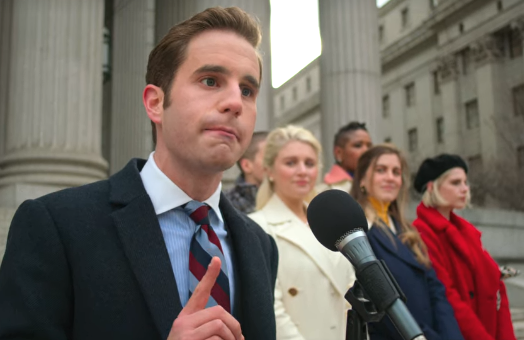 Ben Platt stars as Payton Hobart in The Politician (Netflix)