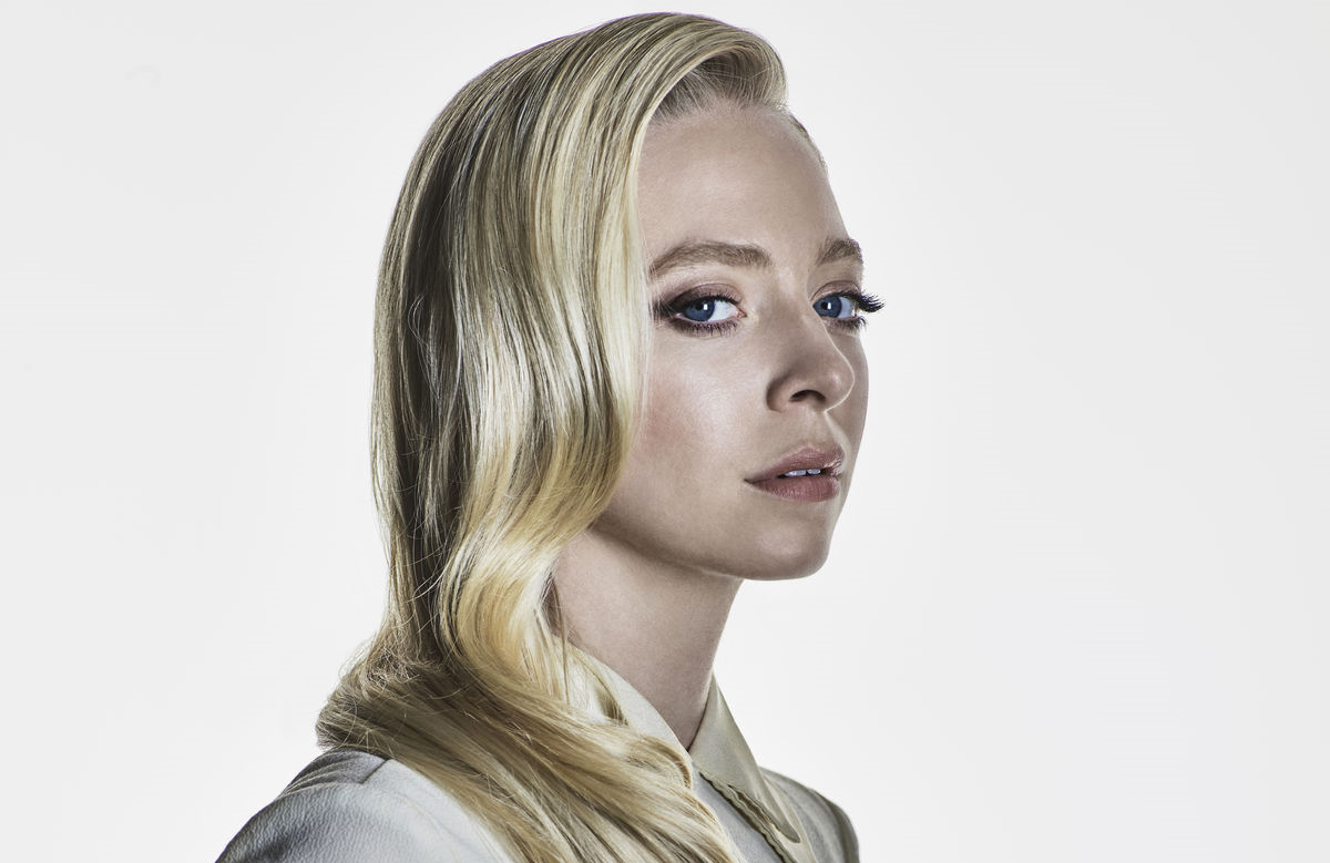 Portia Doubleday as Angela Moss in Mr Robot (USA)