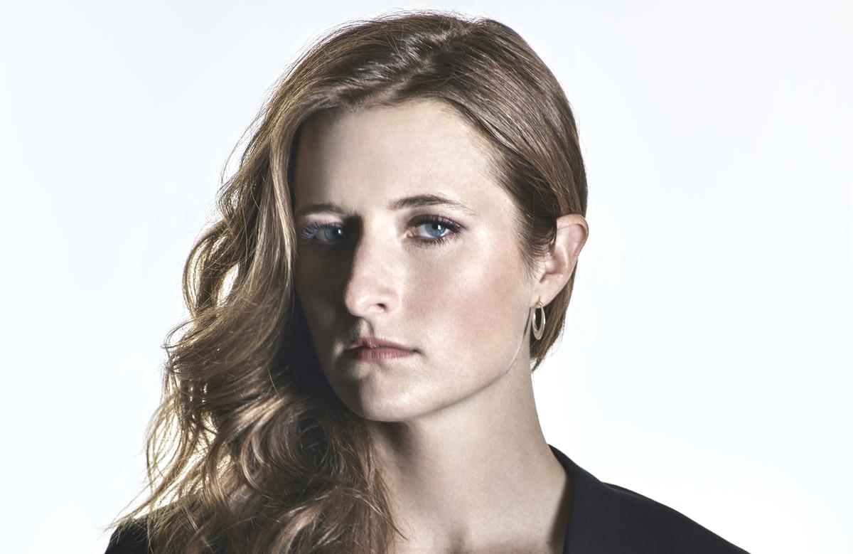 Grace Gummer as Dominique (Dom) DiPierro in Mr Robot (USA)