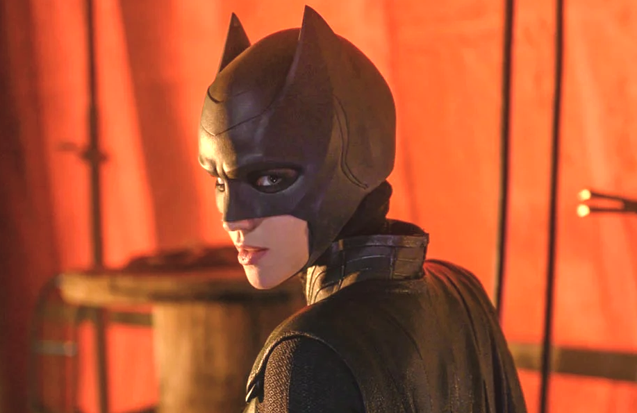 Ruby Rose stars in Batwoman (The CW)