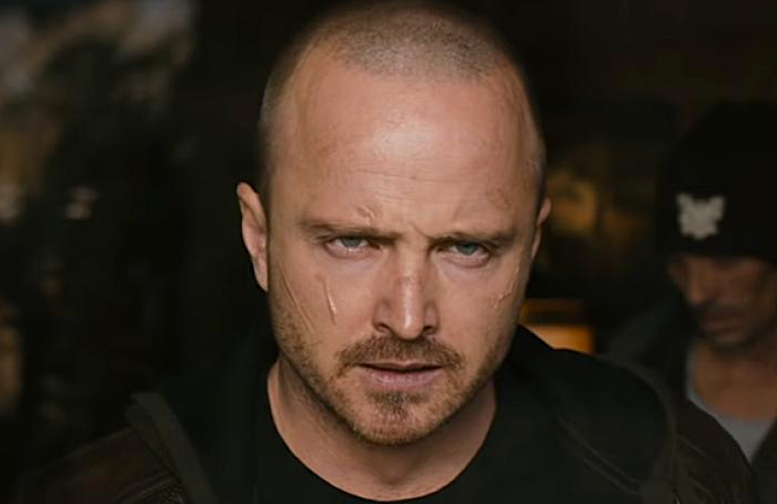 Aaron Paul returns as Jesse Pinkman in El Camino: A Breaking Bad Movie (Netflix)