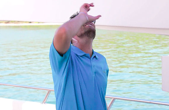 Tanner Sterback in Below Deck (Bravo)