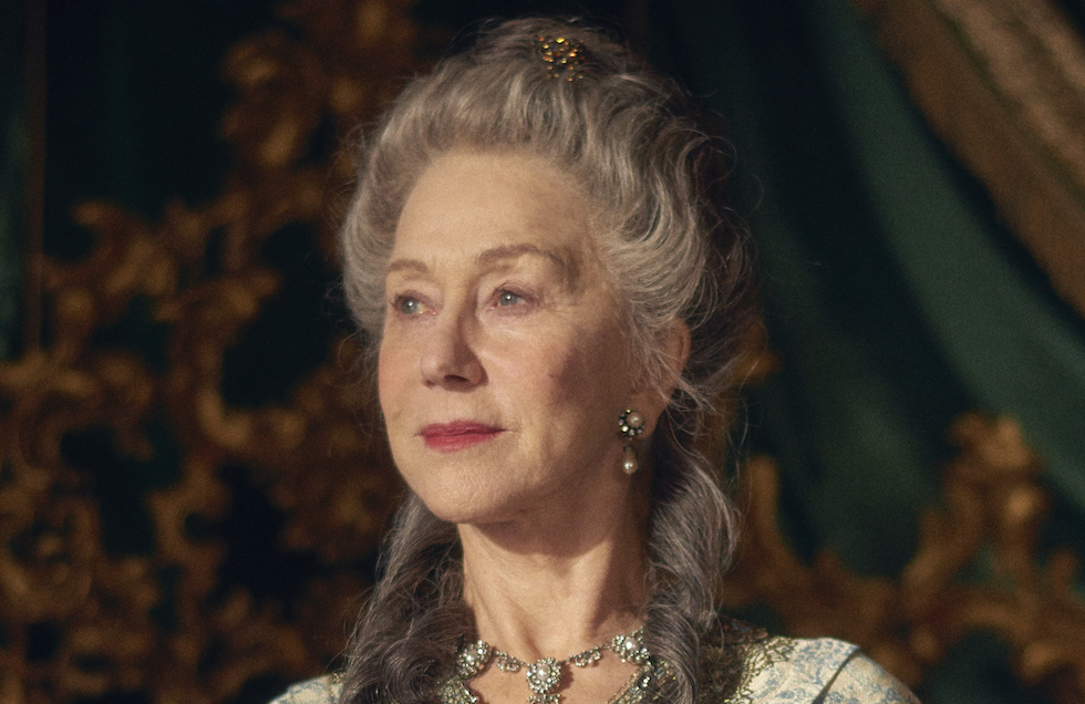Helen Mirren reunites with much of the team behind the 2005 miniseries Elizabeth I  in HBO's Catherine the Great. (HBO/Sky)