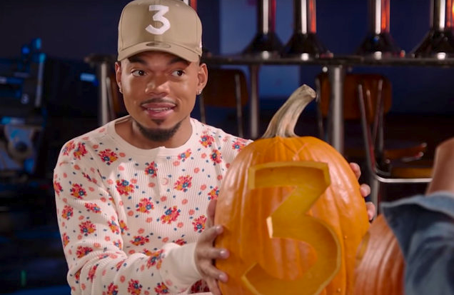 Chance the Rapper returns to Saturday Night Live. (NBC)