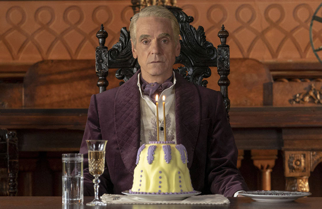 Jeremy Irons in HBO's Watchmen (Photo: HBO)