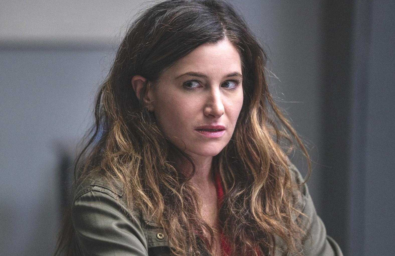 Kathryn Hahn stars as Eve Fletcher in HBO's Mrs. Fletcher. (Photo: HBO)