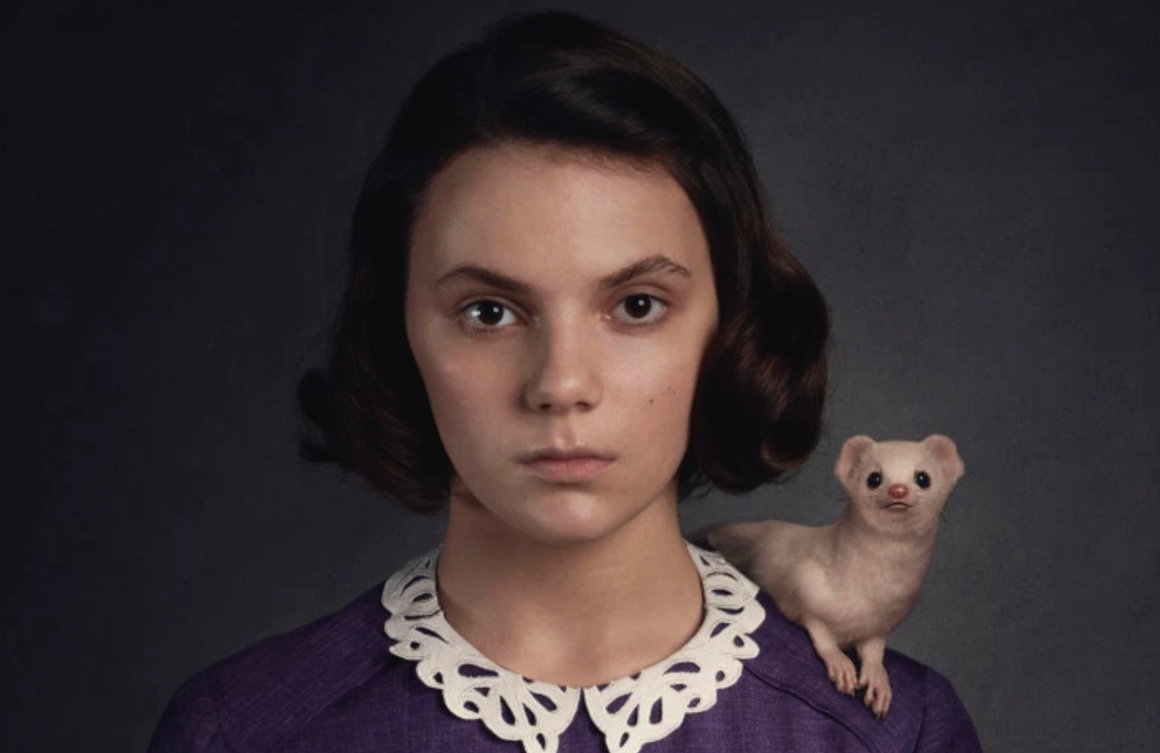 Dafne Keen stars as Lyra in His Dark Materials. (BBC/HBO)
