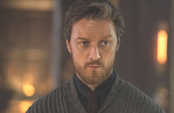 James McAvoy as Lord Asriel in His Dark Materials (HBO)