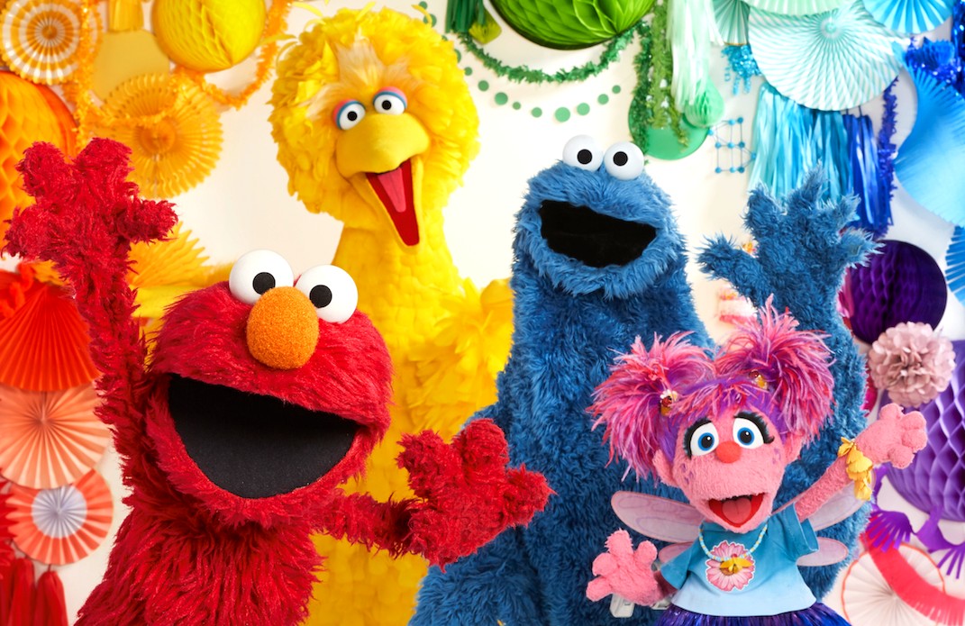 HBO marks Sesame Street's 50th birthday with a brand new special. (HBO)