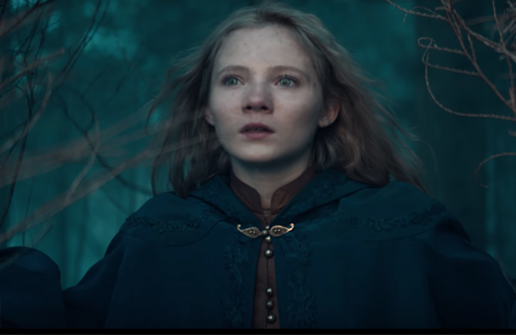 Freya Allan (Netflix)
