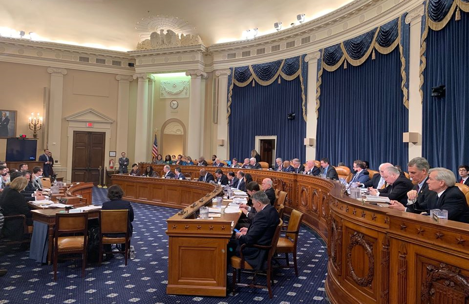 The hearings are scheduled to be held in the Committee Room in the Longworth House Office Building, (House photo)