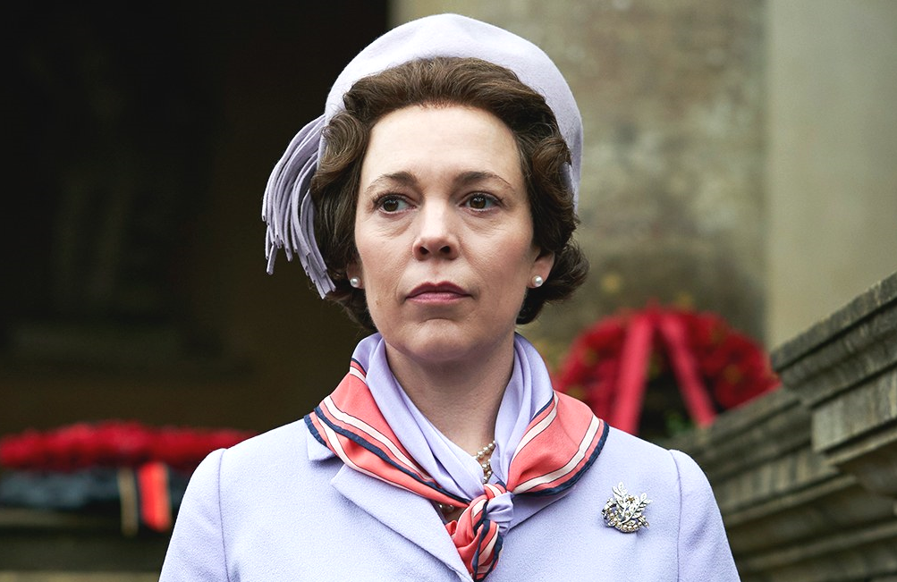 Olivia Colman stars as Queen Elizabeth II in Season 3 of The Crown. (Photo: Des Willie/Netflix)