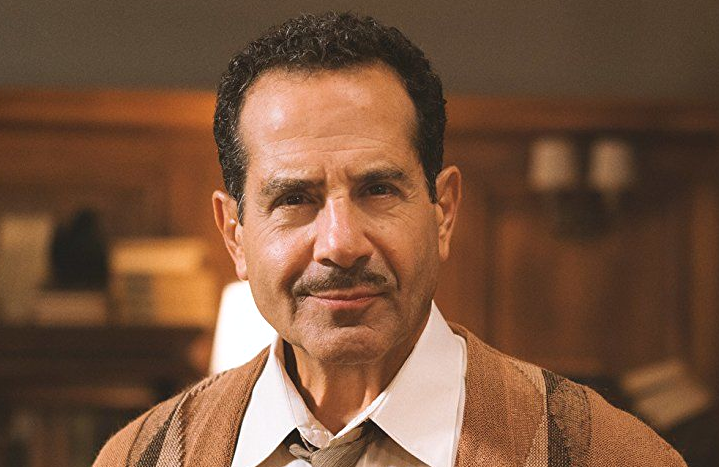 Tony Shalhoub as Abe Weissman in The Marvelous Mrs. Maisel. (Amazon)