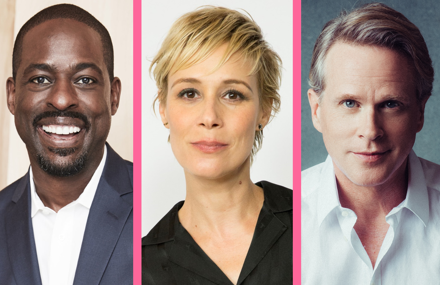 Sterling K. Brown, Liza Weil and Cary Elwes are among the new additions for Season 3 of The Marvelous Mrs. Maisel (Amazon)