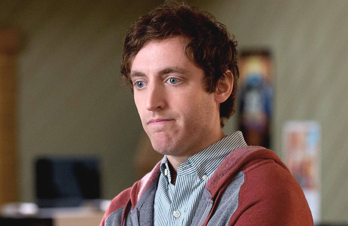 Thomas Middleditch as Richard Hendricks in Silicon Valley. (HBO)