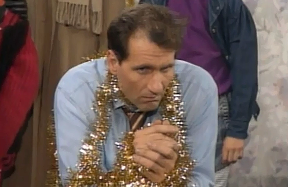 Ed O'Neill as Al Bundy in Married... with Children (Fox)