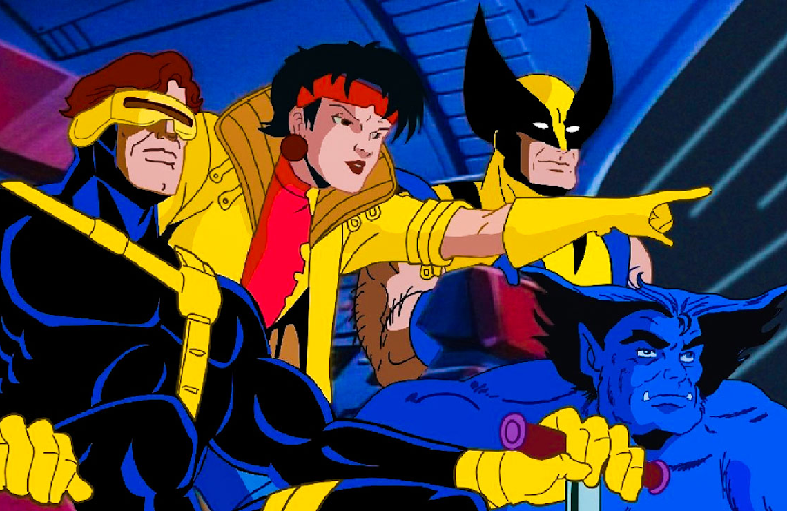 An image from X-Men: The Animated Series. (Marvel)