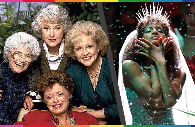 You know that Golden Girls and Pose made our list. (FX)