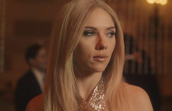 Scarlett Johansson in Saturday Night Live (NBC)