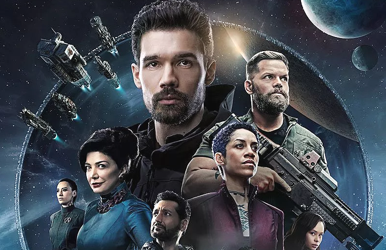 The space-faring crew of The Expanse return for a fourth season today, thanks to Jeff Bezos and Amazon.