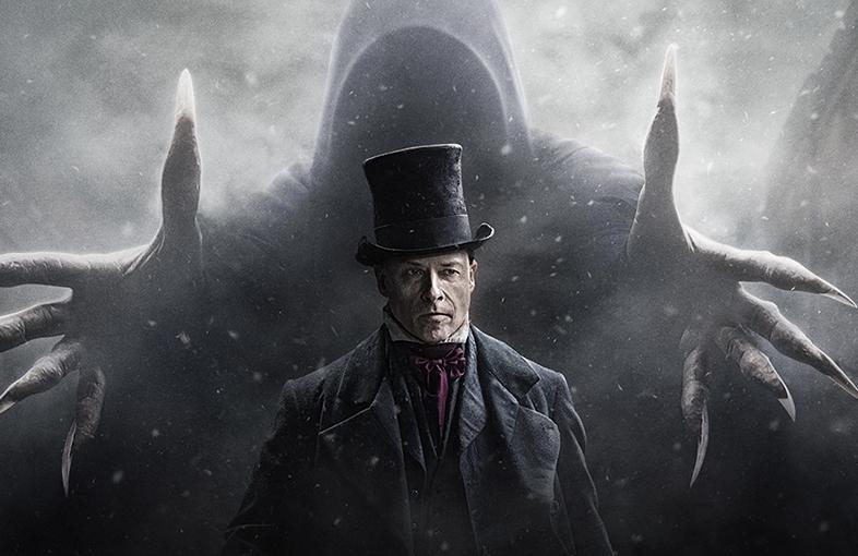 Guy Pearce stars as Ebenezer Scrooge in A Christmas Carol. (FX)