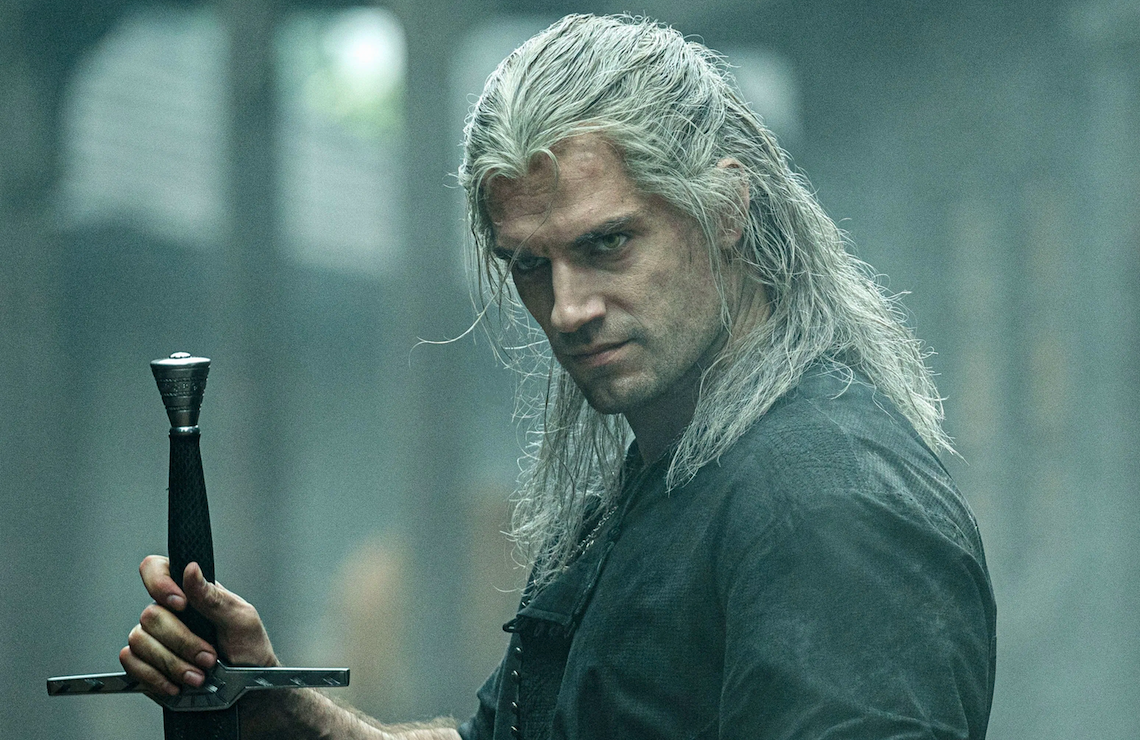 Henry Cavill stars as Geralt of Rivia in The Witcher (Netflix)