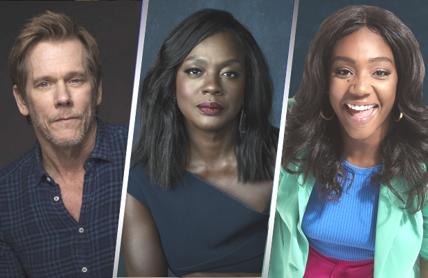 Kevin Bacon, Viola Davis and Tiffany Haddish are three of the big names joining the cast for the second Live in Front of a Studio Audience special.